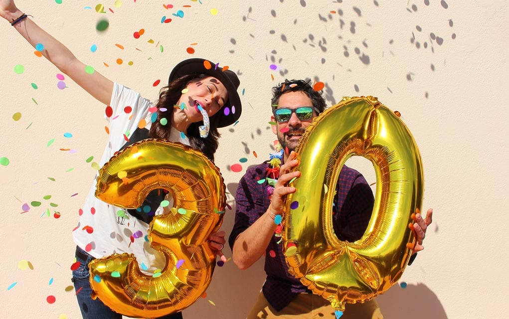 What you Need To Stop Doing When You're 30...