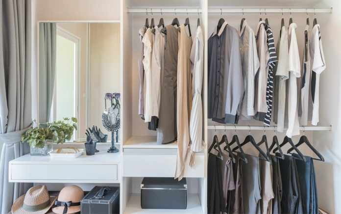 Tips on How to Clean Your Closet...