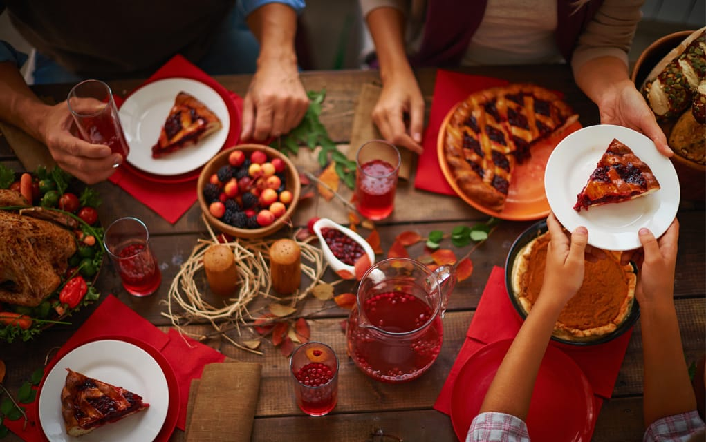 How Many Calories Do We Consume On Thanksgiving?