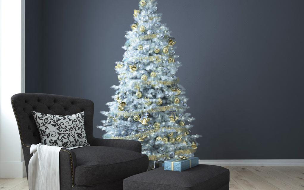 Contemporary Christmas Decor