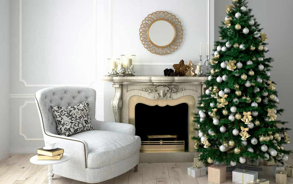 Simple Elegance Christmas Decor