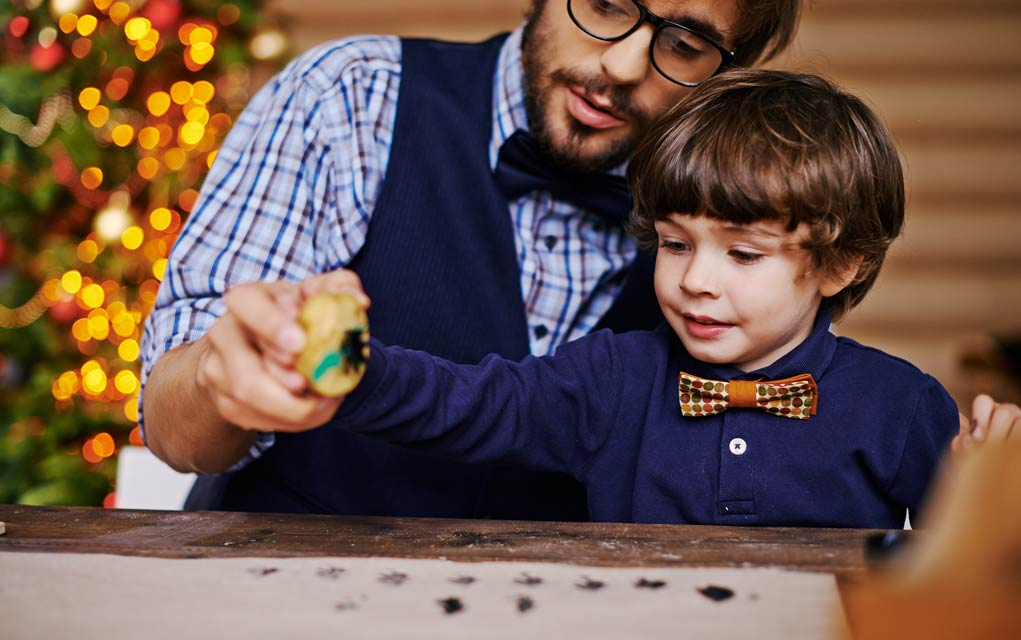 Dads Can Rock Christmas With These Fun Ideas…